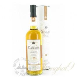 克里尼利基14年沿海高低单一麦芽苏格兰威士忌