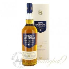 皇家蓝勋12年高地单一麦芽苏格兰威士忌