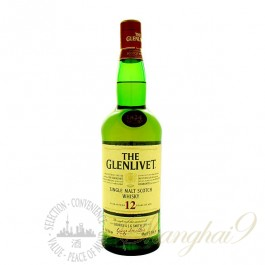 格兰威特12年斯佩塞单一麦芽苏格兰威士忌