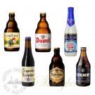 鉴赏比利时啤酒6瓶装礼包