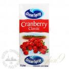 优鲜沛蔓越莓果汁饮料 1L