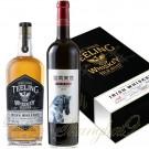 帝霖丝绸之路宁夏木桶珍藏爱尔兰威士忌(礼盒)